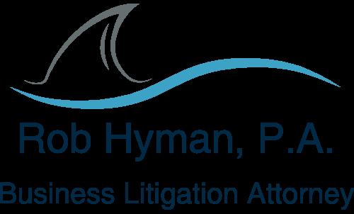 Hyman Law, P.A. Header Logo